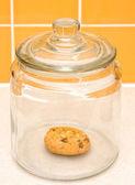Last cookie — Stock Photo