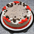 Foto de Stock  : Ice cream cake
