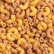 Macaroni background - Stock Photo