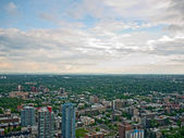 Calgary residential area — Photo