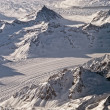 Glacier in Alaska — Stock Photo #9344451