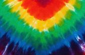 Tie dye shirt pattern — Stock Photo