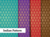 Indian Pattern — Stock vektor