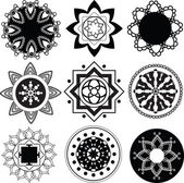 Indian Mandala — Stock Vector