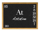 Astatine. — Stock Photo