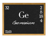 Germanium — Stock fotografie