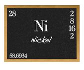 Nickel. — Stock fotografie