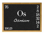 Osmium. — Stock Photo