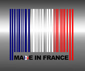 Made in France. — Stock Photo