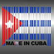 Made in Cuba. — Stock Photo