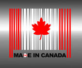 Made in Canada. — Stockfoto