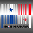 Made in Panama. - Stock Photo