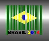 Brasil 2014. — Stock Photo