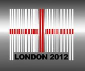 London 2012. — Stock Photo