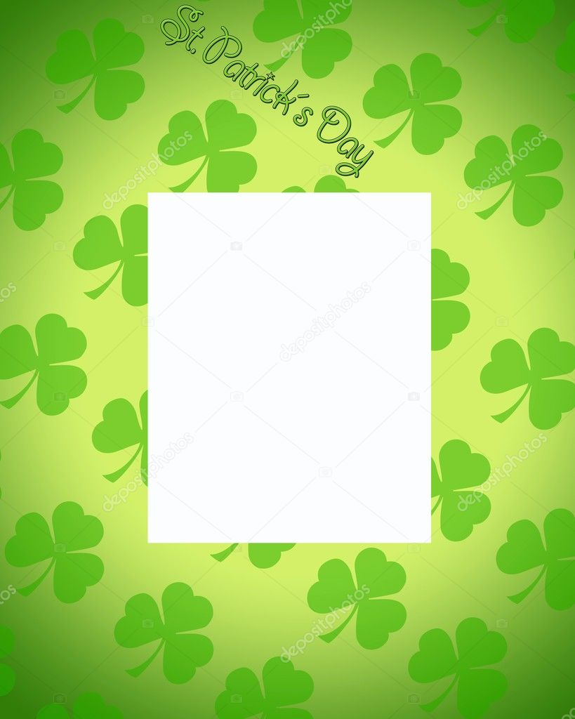 St. Patrick Day. — Stock Photo #8527049