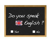 English. — Stock Photo