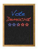 Demokraten. — Stockfoto
