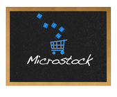 Microstock. — Stock Photo