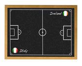 Ireland-Italy. — Stock Photo
