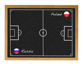 Poland-Russia. — Stock Photo