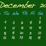 December 2012. — Stock Photo #9779394