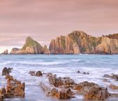 Bay of Biscay, Asturias, Spain. — Stock Photo
