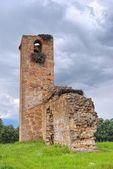 Church in ruins. — Stock Photo