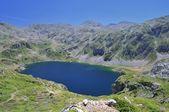 Somiedo lakes. — Stock Photo