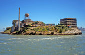 Alcatraz Island — Stock Photo