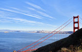 Golden Gate Bridge at San Francisco — Stock Photo