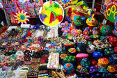 Mexican Crafts and Toys — Stock Photo