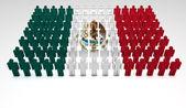 Mexican Parade — Stock Photo