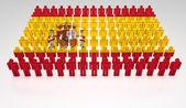 Spanish Parade — Stock Photo