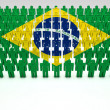 Stock Photo: BraziliParade