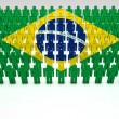Brazilian Parade - Stock Photo
