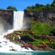 Stock Photo: Niagara Falls tourism Toronto Canada