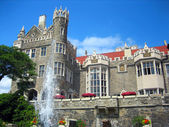 Casa Loma at Toronto Canada — Stock Photo
