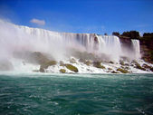 Niagara Falls tourism Toronto Canada — Stock Photo