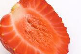 Isolated fruits - Strawberries — Stock Photo