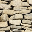 Stock Photo: Rustic Stone Wall