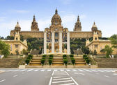National Palau of Montjuic, Barcelona — Stock Photo
