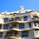 La Pedrera, Antoni Gaudi — Stock Photo #9640161