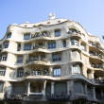 La Pedrera, Antoni Gaudi — Stock Photo #9640182