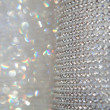 Abstract sparkly grey background - Stock Photo