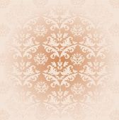 Damask pattern — Stock Vector