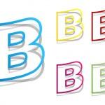 Letter b — Stock Vector #8036001