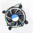 Stock Photo: Cooler fan