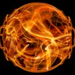 Fire ball — Stock Photo #8080486
