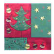 Christmas tissue - Foto de Stock