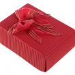 Red gift box — Stock Photo #8084564